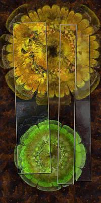 Trothing K-naked Flower  Id 16165-194825-33031 Art Print