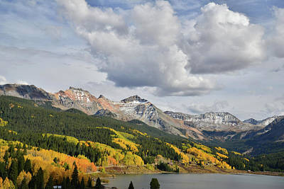 Photograph - Trout Lake From Highway 145 by Ray Mathis