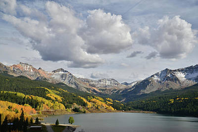 Photograph - Trout Lake From Lizard Head Pass by Ray Mathis