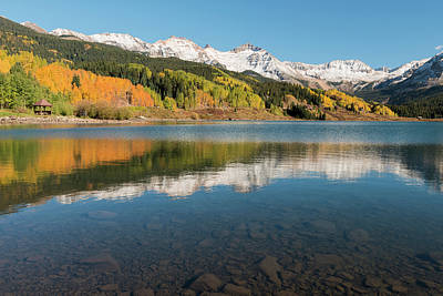 Photograph - Trout Lake, San Juan Mountains, Colorado by Loree Johnson