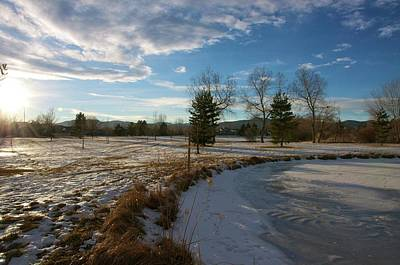 Fort Collins Photograph - Troutman Park by Christopher Wood