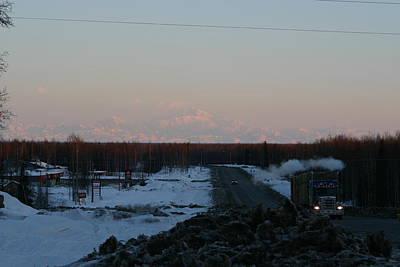 Truck In Alaska Cold Weather Original