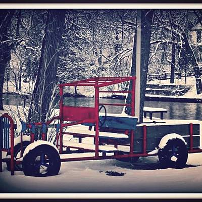 Er Photograph - #truck #kidstoy #517 #hometown #er by Mr Brandon Leo