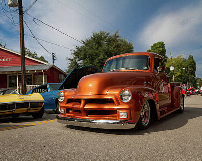 Photograph - Trucking With Style by Tim Stanley