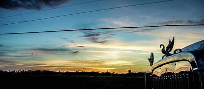 Photograph - Truckscape by Tyson Kinnison