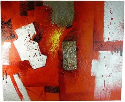 True Abstract 2 Art Print by The Art Markets