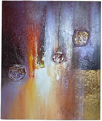 True Abstract 4  Art Print by The Art Markets