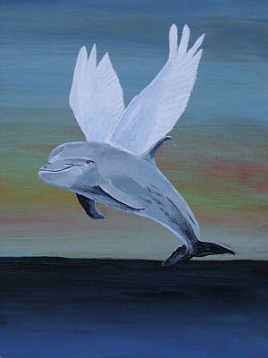 Painting - True Angel 3 by Eric Kempson