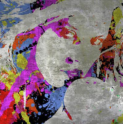 Painting - True Colors - Let Me Paint U by Robert R Splashy Art Abstract Paintings