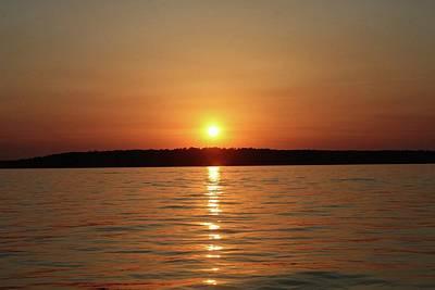 Digital Art - True Colors Sunset by Ellen Barron O'Reilly