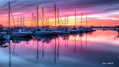 Photograph - True Colors by Walt Baker