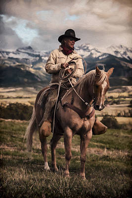 Photograph - True Grit by Ken Smith