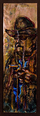 True Grit Mixed Media - True Grit by Laurie Tietjen