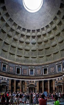 Photograph - True Pantheon by S Paul Sahm