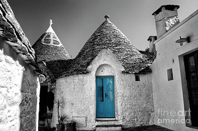 Trulli Art Print by Alessandro Giorgi Art Photography