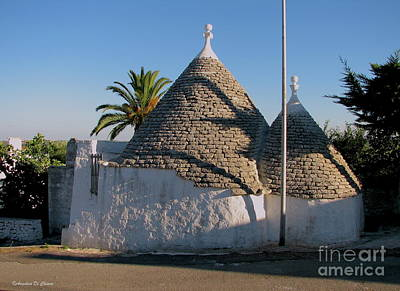 Photograph - Trullo, Ostuni, Puglia by Italian Art