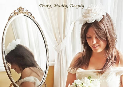 Photograph - Truly Madly Deeply by Terri Waters