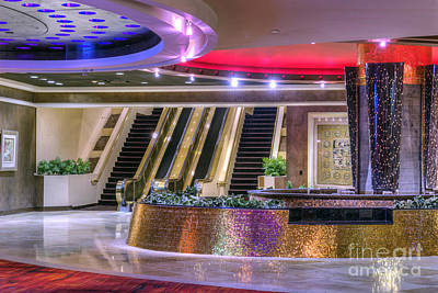 Photograph - Trump Casino Atlantic City 2 by David Zanzinger