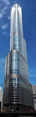 Photograph - Trump Tower by Britten Adams