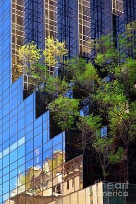 Photograph - Trump Tower - Manhattan by Brian Jannsen