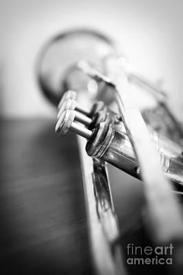 Trumpet Art Print by Emily Kay