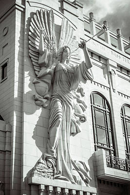 Photograph - Trumpeting Angel by Guy Whiteley