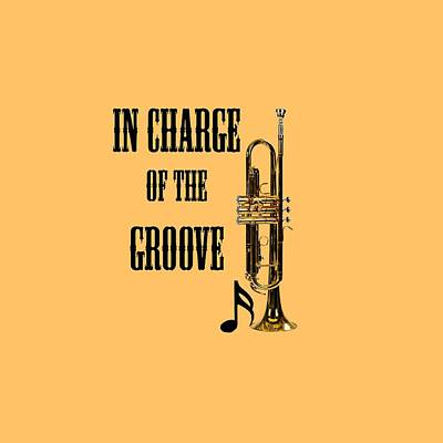 Photograph - Trumpets In Charge Of The Groove 5536.02 by M K Miller