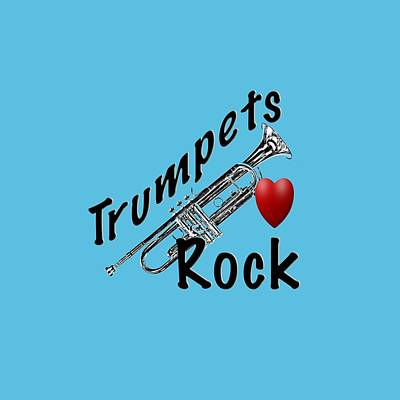 Photograph - Trumpets Rock by M K Miller