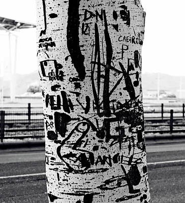 Photograph - Trunk Art Lisbon by Lorraine Devon Wilke