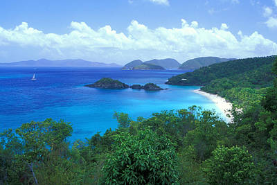 Photograph - Trunk Bay 6 by Pauline Walsh Jacobson