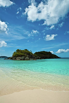 Photograph - Trunk Bay  by Harry Spitz