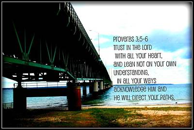 Photograph - Trust In The Lord by Elizabeth Babler
