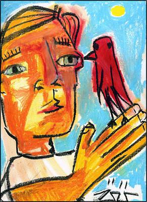 Trust Art Print by Robert Wolverton Jr