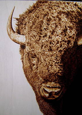 Pyrography - Try Me by Adam Owen