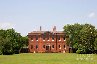 Photograph - Tryon Palace In New Bern by Jill Lang