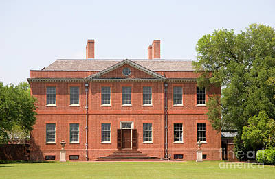 Photograph - Tryon Palace In New Bern, North Carolina by Jill Lang