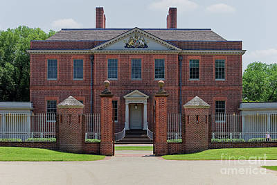 Photograph - Tryon Palace by Jill Lang