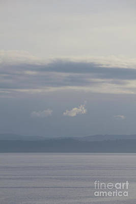 Photograph - Tsawassen Ferry Sea And Sky by Donna L Munro