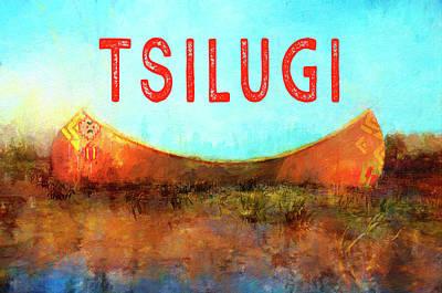 Painting - Tsilugi Welcome by Christina VanGinkel