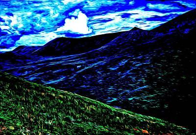 Tsunami Mountain Original