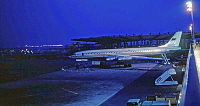 Thomas Kinkade - Tu-114 Rossiya by John Schneider