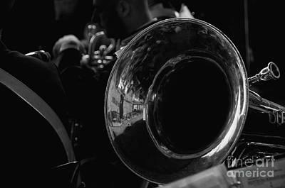 Photograph - Tuba In Concert by Leonardo Fanini