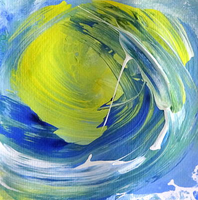 Painting - Tube #4 by Fred Wilson