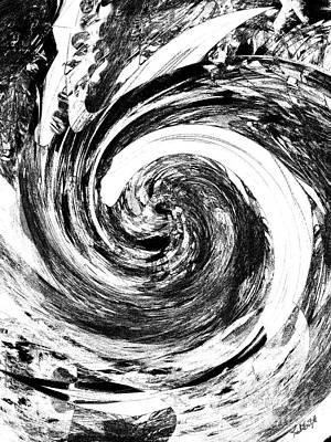 Digital Art - Tubulance   by Expressionistart studio Priscilla Batzell