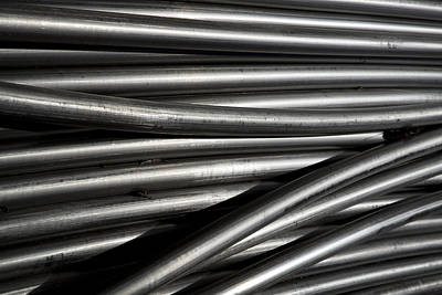 Photograph - Tubular Abstract Art Number 2 by James BO  Insogna