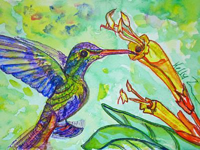 Tubular Nectar Original by Kelly     ZumBerge