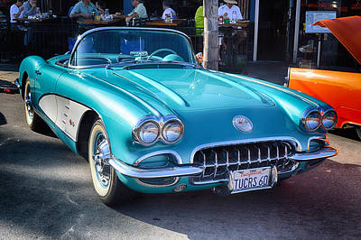 Photograph - Tucrs 60 Vette by Bill Dutting
