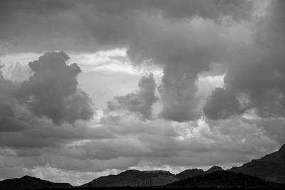 Photograph - Tucson I Bw by David Gordon