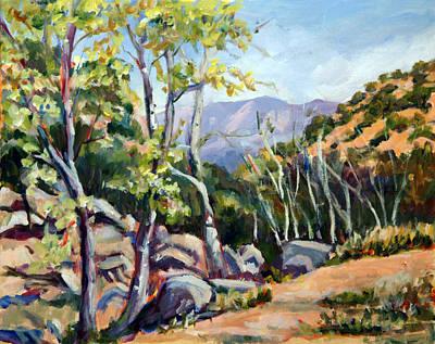 Tucson I Art Print by Alexandra Maria Ethlyn Cheshire