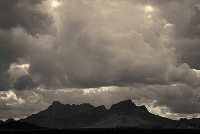 Photograph - Tucson V Toned by David Gordon